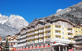 Náhled objektu Alpenresort Belvedere, Molveno, Paganella, Itálie