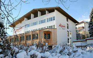 Náhled objektu Alpina Resort Nature & Wellness, Wenns, Pitztal, Rakousko