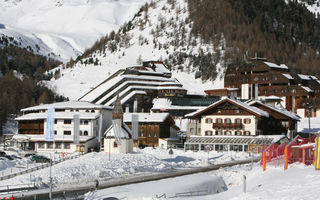 Náhled objektu Blu Hotels (Zirm/Cristal), Kurzras / Schnalstal, Donnersbacher Tauern, Rakousko