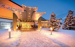 Náhled objektu Johannesbad Hotel Palace, Bad Hofgastein, Gasteiner Tal, Rakousko