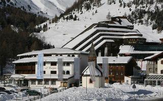Náhled objektu Sporthotel Kurzras, Kurzras / Schnalstal, Donnersbacher Tauern, Rakousko