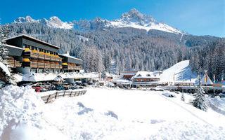 Náhled objektu Sporthotel Obereggen, Pampeago, Val di Fiemme / Obereggen, Itálie