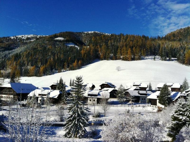 Kirchleitn Dorf Kleinwild