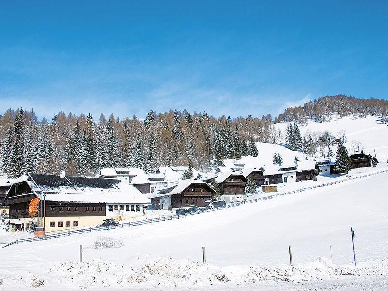 Prázdninová vesnička Kirchleitn Kleinwild