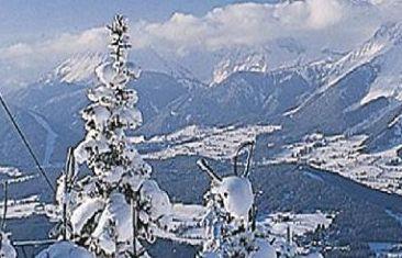Lyžařské středisko Bad Kleinkirchheim - fotografie