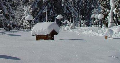 Lyžařské středisko Berg im Drautal - fotografie