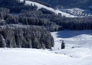 Lyžařské středisko Bodensdorf - fotografie