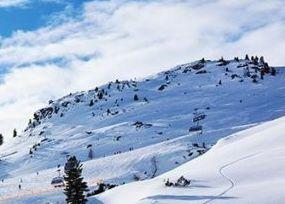 Lyžařské středisko Bruck - fotografie