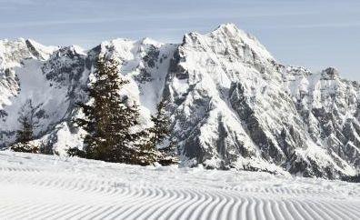 Lyžařské středisko Fieberbrunn - fotografie