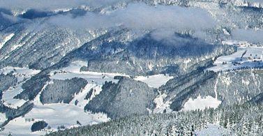 Lyžařské středisko Gröbming - fotografie