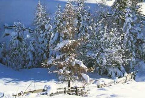 Lyžařské středisko Matrei in Osttirol - fotografie