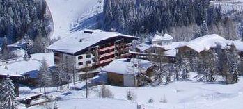 Lyžařské středisko Nassfeld - fotografie