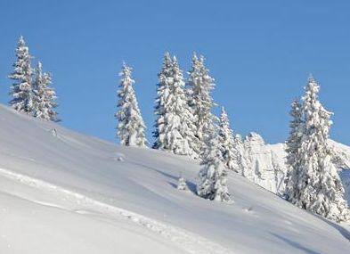 Lyžařské středisko Saalbach - Hinterglemm - fotografie