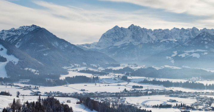 Lyžařské středisko Walchsee - fotografie