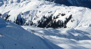 Lyžařské středisko Wald am Arlberg - fotografie