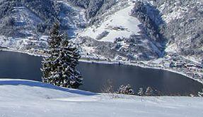 Lyžařské středisko Zell am See - fotografie
