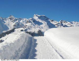 Lyžařská oblast Švýcarsko - fotografie