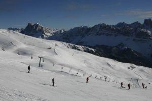 Lyžařská oblast Brixen / Meransen / Vals (Eisacktal) - fotografie