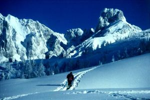 Lyžařská oblast Dachstein West a Lammertal - fotografie
