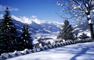 Lyžařská oblast Gasteiner Tal - fotografie