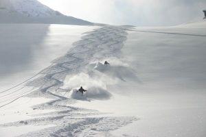 Lyžařská oblast Grossarltal - fotografie