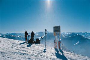 Lyžařská oblast Hohe Salve / Wilder Kaiser - Brixental - fotografie