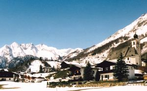 Lyžařská oblast Matrei - Osttirol - fotografie