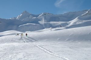 Lyžařská oblast Passo Tonale / Ponte di Legno - fotografie