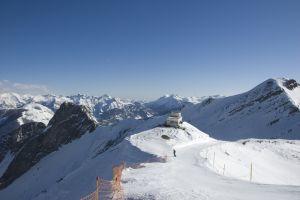 Lyžařská oblast Pra Loup a Val d´Allos La Foux - fotografie