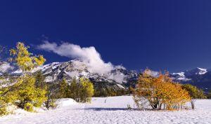 Lyžařská oblast Puy Saint Vincent - fotografie