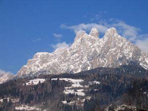 Lyžařská oblast San Martino di Castrozza / Primiero - fotografie