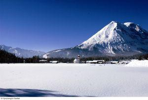 Lyžařská oblast Seefeld / Leutaschtal - fotografie