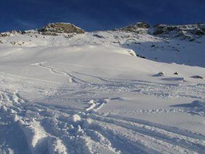 Lyžařská oblast Val Cenis - fotografie