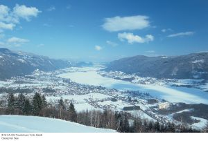 Lyžařská oblast Villacher Skiberge - fotografie
