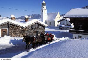 Lyžařská oblast Wildschönau - fotografie