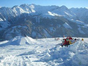Lyžařská oblast Zillertal Arena - Gerlos - fotografie